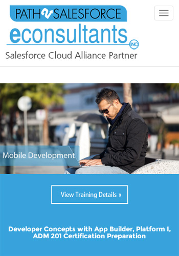 Path to Salesforce